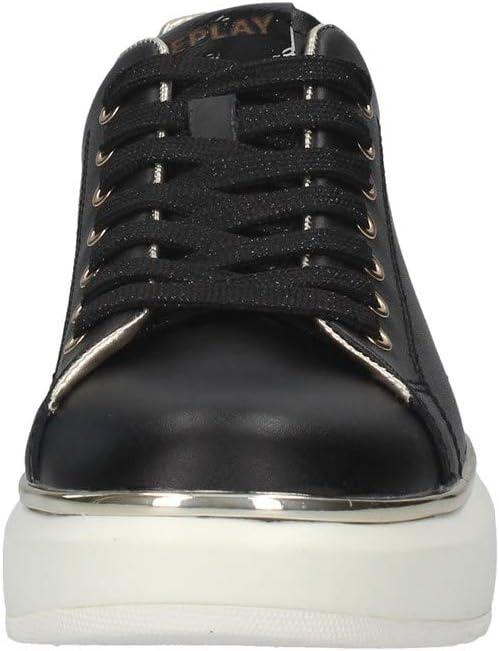 Replay BIRCH dames sneaker 003 Black
