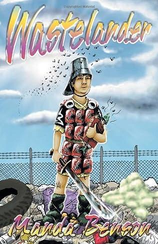 book cover of Wastelander