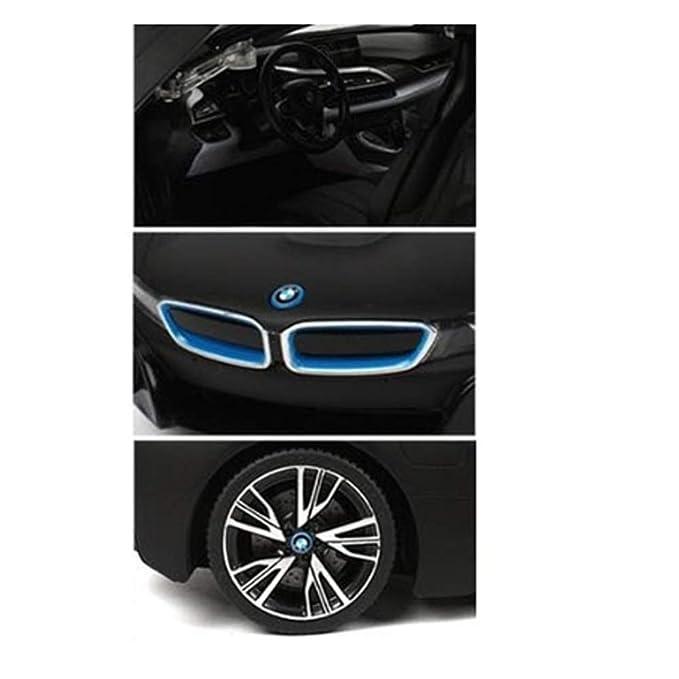 Amazon.com: Rastar RC Coches BMW i8 Radio Mando a distancia ...