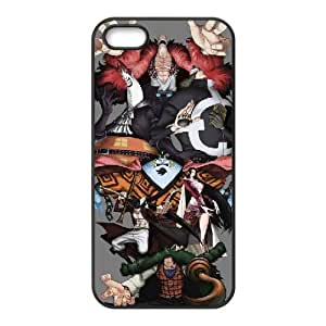 ONE PIECE iPhone 5 5s Cell Phone Case Black yyfabd-321375