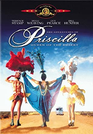 Adventures of Priscilla Queen of the Desert Reino Unido DVD ...