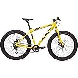 """CLOOT Fat Bike-Bicicleta Fat-Bicicleta Rueda Gorda en 27.5"""" Zeta 3.5 con Cuadro Aluminio 6061 y Cambio Shimano Acera de 8v"""