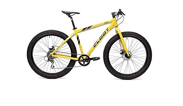 CLOOT Fat Bike-Bicicleta Fat-Bicicleta Rueda Gorda en 27.5