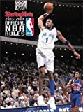Official NBA Rules 2003-04, Sporting News Staff and NBA Staff, 0892047186