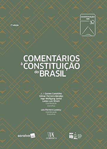 Comentários à Constituição do Brasil