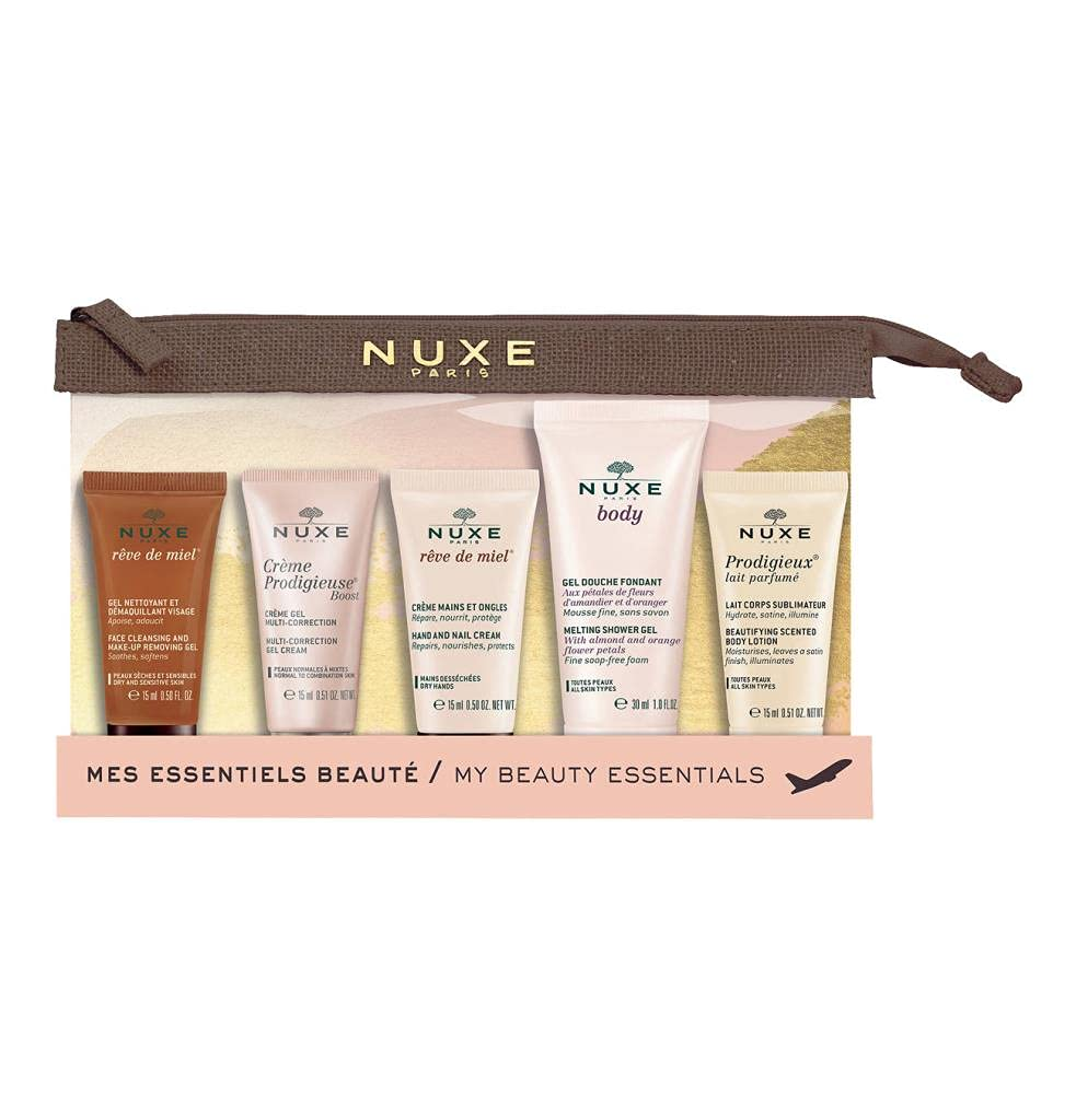 My Beauty Essentials Travel Kit Gift Set