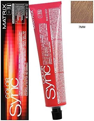Matrix Color Sync 7MM Tinte - 90 ml: Amazon.es: Belleza