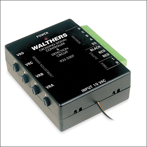 (Walthers SceneMaster Modern Cantilever Grade Crossing Signal Controller)