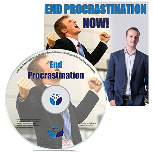 End Procrastination Hypnosis Unnecessary Accomplished product image