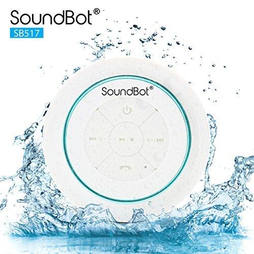 SoundBot SB517 IPX7 Water-Proof Bluetooth Speaker  by