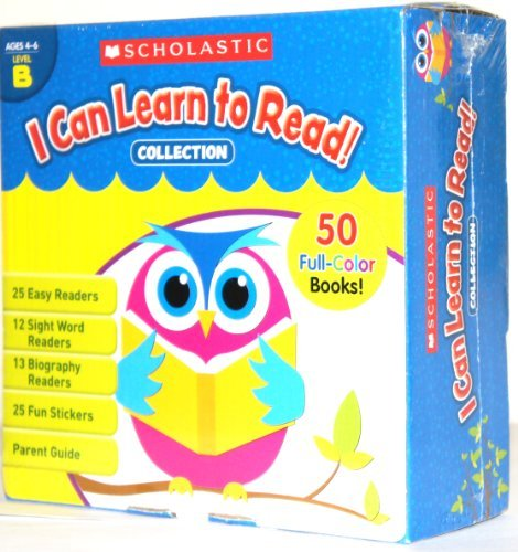 I Can Learn to Read! COLLECTION Box Set  LEVEL B