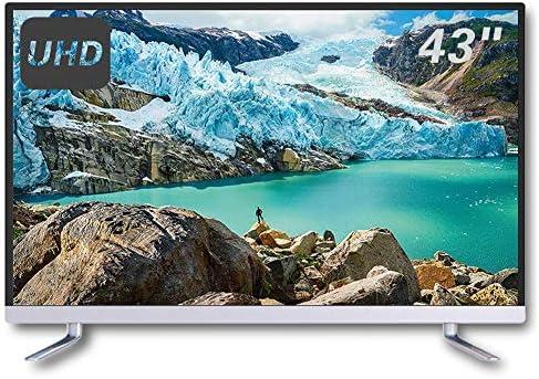 ZLI Televisor LED Smart TV 43 Pulgadas (Full HD, Sintonizador Triple, Smart TV, WiFi, USB Reproductor y Grabador, HDMI, Resolución 1920 x 1080) [Clase energética A +]: Amazon.es: Electrónica