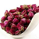 Red Rose Tea - Rose Flower Tea - Chinese Herbal Tea - Flower Tea - Decaffeinated Tea - Loose Leaf Tea - 30g (1 pack)