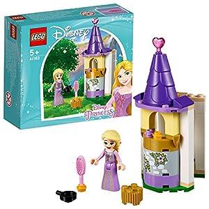 51R0DP0L8WL. SS300 LEGO Disney Rapunzel's Petite Tower 41163 Building Kit (44 Pieces) (Discontinued by Manufacturer)