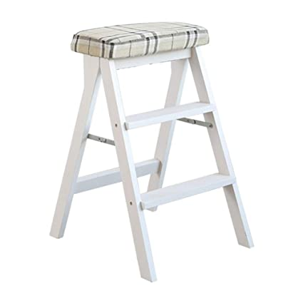 Amazon.com: Step Stools Folding Step Stool for Adult, 3 Steps for ...