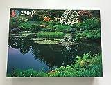 Grand 2500 Pieces, Botanical Gardens, Oregon Coast By Milton Bradley New