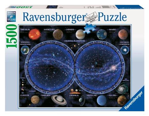 Ravensburger Celestial Map - 1500 Piece (Celestial Family Map)
