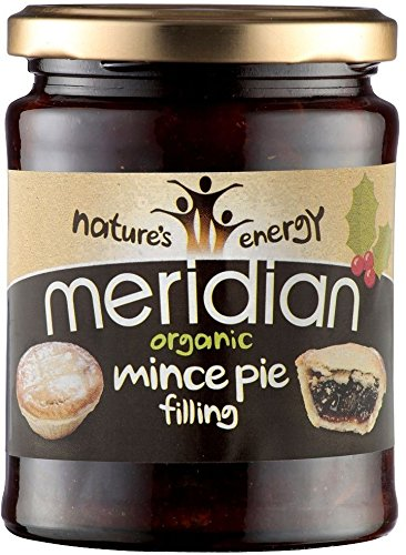 Meridian Organic Mince Pie Filling 310g (Pack of 2)