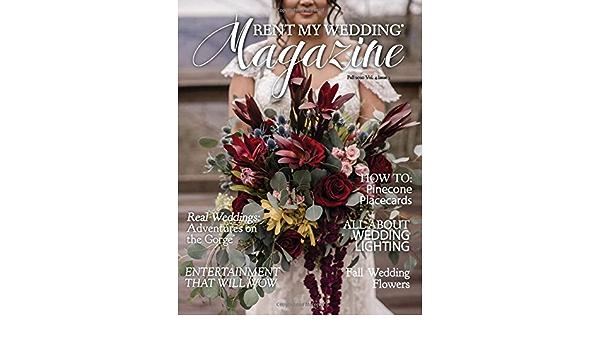 RENT MY WEDDING Magazine - Fall 2020: Amazon.es: Kubin, Marie ...