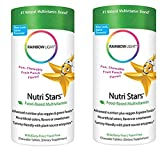 Rainbow Light Nutri Stars Multivitamin 120 Chewable Tablets (2 Pack) Review