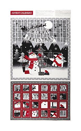 Fabri-Quilt Christmas Advent Calendar 24