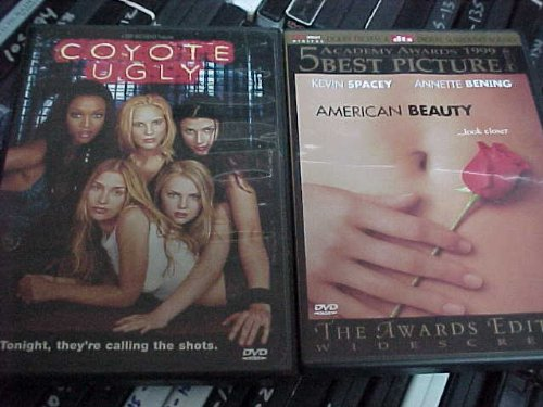 Amazon Com American Beauty Coyote Ugly Sexy Movie 2 Pack Movies Tv