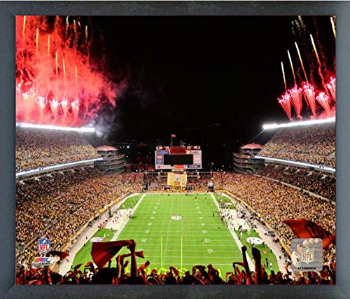 Pittsburgh Steelers Heinz Field Framed - Heinz Field Pittsburgh Steelers Stadium Photo (Size: 12