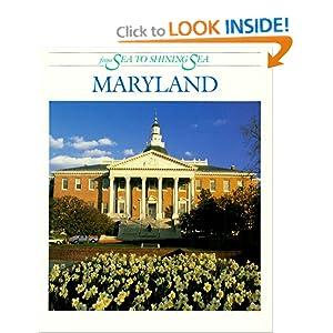 Maryland (From Sea to Shining Sea) Dennis Brindell Fradin