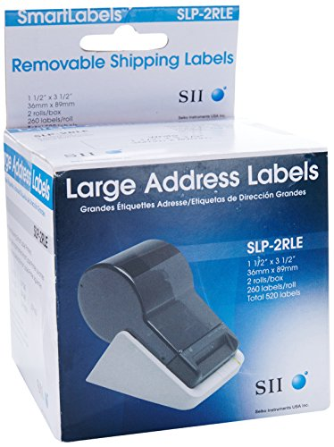 (Seiko Large Single Address Labels for Smart Label Printer Pro)