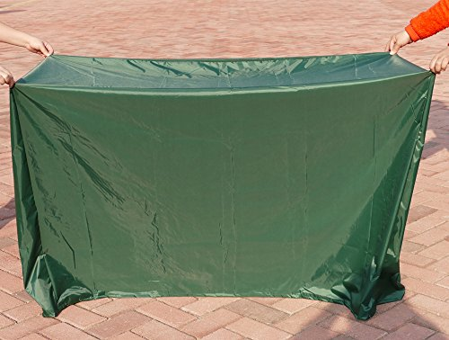 3 SEATER GARDEN BENCH COVER SEAT FURNITURE WATERPROOF