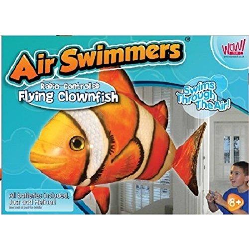 Air Swimmer Clown Fish