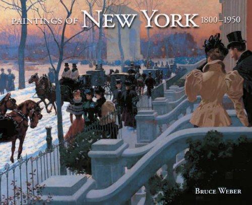 Paintings of New York, 1800-1950 (Chameleon Books (Pomegranate)) -