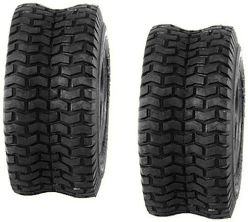 Set of 2 16x6.50-8 16-6.50-8 Turf Tires 4 Ply Tubeless Garden Tractor Lawn mower mowku