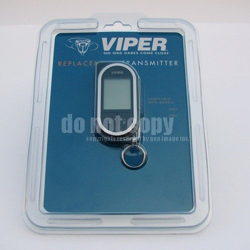 Viper 7752V Replacement Transmitter Supercode Remote - Viper Large