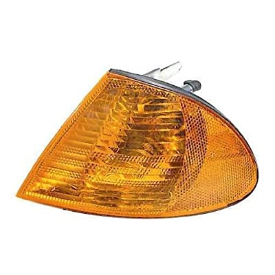 DEPO 444-1506L-AS Replacement Driver Side Parking Light Assembly (This product is an aftermarket product. It is not created or sold by the OE car company): Automotive