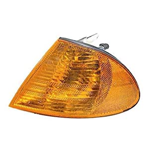 Depo 444-1506L-AS BMW 3 Series Driver Side Replacement Parking/Signal Light Unit