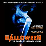Halloween: Curse of Michael Myers - Original Soundtrack by Alan Howarth