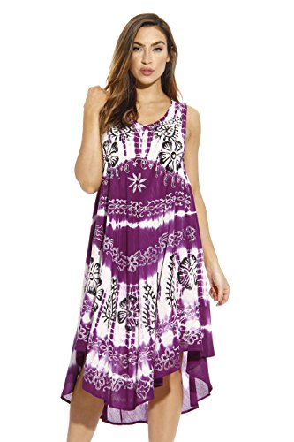 (Riviera Sun 21674-2X Dress Summer Dresses for Women)