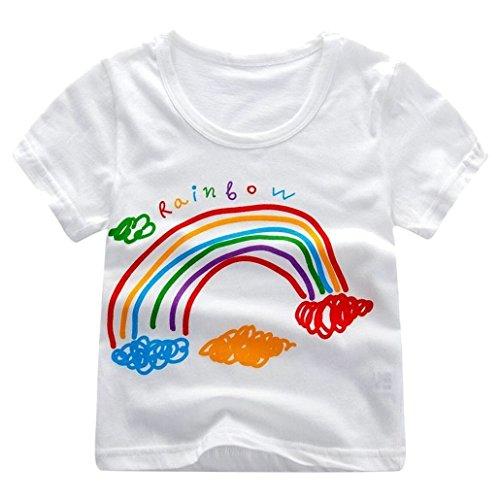 95df3297c9aa5 Plus Nao(プラスナオ) Tシャツ 半袖 キッズ 子供服 シャツ トップス カットソー 男の子 女の子