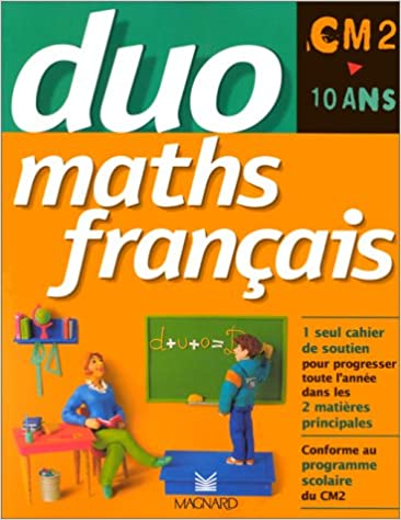 Ebooks Gratuits A Telecharger Epub Cahier Duo Maths Francais