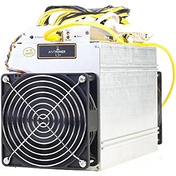 AntMiner L3+ ~504MH/s @ 1.6W/MH ASIC Litecoin Miner