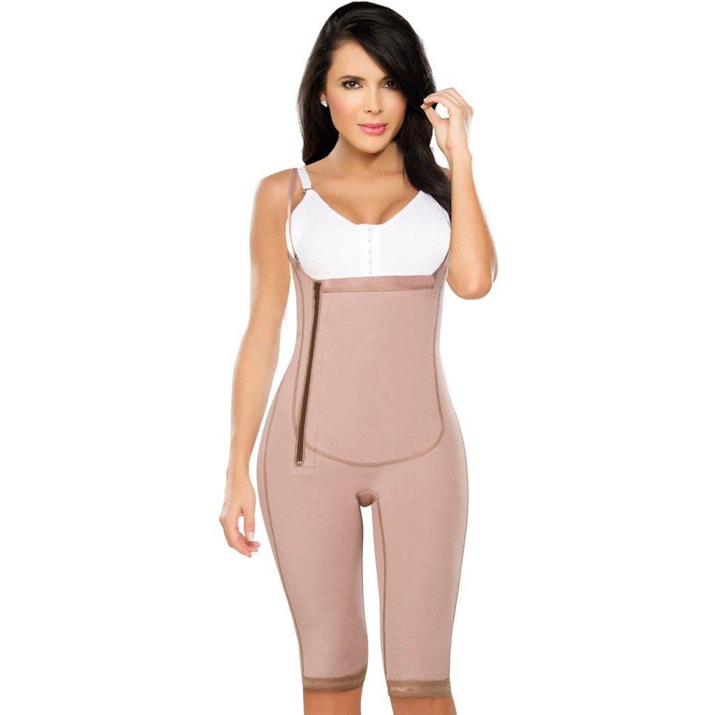 DPrada 021 Shapewear Bodysuit Liposuction Compression Garments Post Surgery Faja