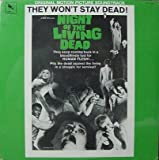 NIGHT OF THE LIVING DEAD - ORIGINAL MOTION PICTURE SOUNDTRACK LP