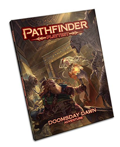 Pdf Science Fiction Pathfinder Playtest Adventure: Doomsday Dawn