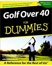 Golf Over 40 For Dummies