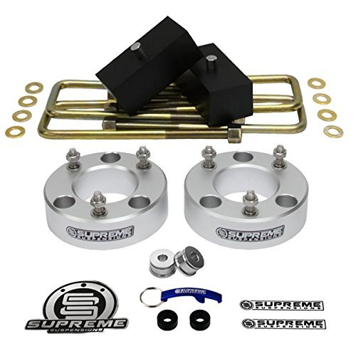 Supreme Suspensions - Silverado Lift Kit Full Suspension Lift 3