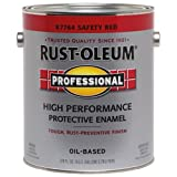 RUST-OLEUM K7764-402 Professional 400 Voc Gallon Safety Red Enamel Paint