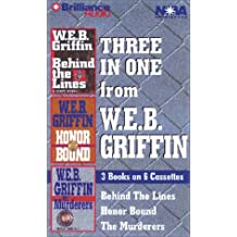 W.E.B. GRIFFIN COLLECTION (ABR.)7 CASS.