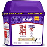 EAS AdvantEDGE Pure Milk Protein Powder, Creamy Vanilla, 1.7lb (Formerly EAS Lean 15) (Packaging May Vary)