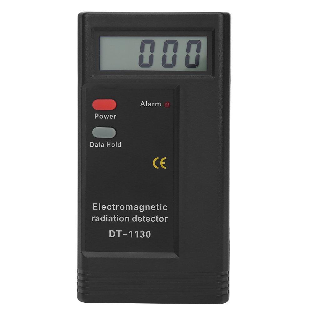 Aramox Battery Operated LCD Digital Electromagnetic-Radiation-Detector-EMF-Meter-Tester-Ghost-Hunting-Equipment